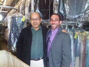 franchise your dry cleaning business